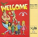 Welcome 2 Class Audio CDs  (set of 3)
