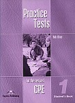 CPE Practice Tests 1 Class Audio CDs (set of 6)