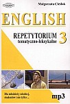 ENGLISH. Repetytorium tematyczno-leksykalne 3