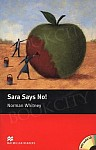Sara Says No! Book and CD