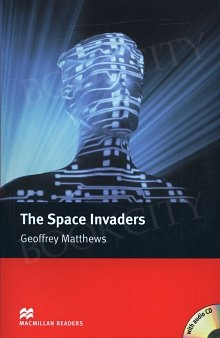 Space Invaders Book and CD