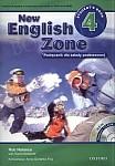 New English Zone 4.  (nowa podstawa) podręcznik