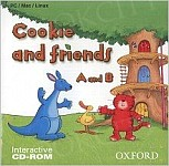 Cookie and Friends A&B CD-ROM