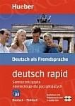 deutsch rapid. Samouczek języka niemieckiego dla początkujących Książka+CD
