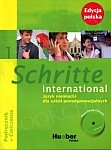 Schritte international 3-4 Intersivtrainer mit 1CD