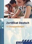 Zertifikat Deutsch neu Übungsbuch mit 4 CDs