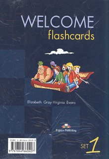 Welcome Kids 2 Picture Flashcards