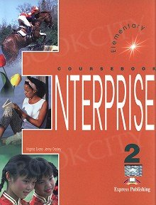 Enterprise 2 Elementary podręcznik