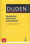 Duden. Deutsches Universalwörterbuch