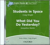 Students In Space / What did you do Yesterday? (Audio CD) Students In Space / What did you do Yesterday? (Audio CD)