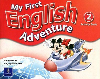 My First English Adventure 2 ćwiczenia