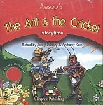The Ant and the Cricket Audio CD