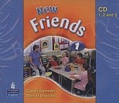 New Friends 1 Audio CD