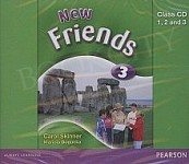 New Friends 3 Audio CD