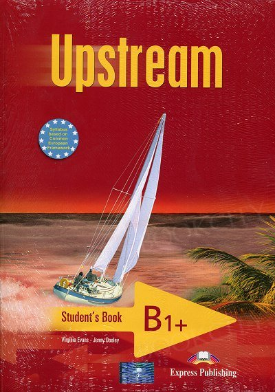 Upstream B1+ Student's Book with CD