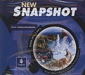 New Snapshot Pre-Intermediate Audio Class CD 1-3