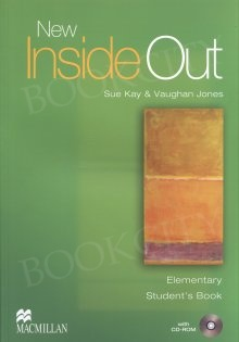 New Inside Out Elementary Student's Book and CD-ROM + eBook