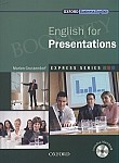 English for Presentations Student's Book with MultiROM