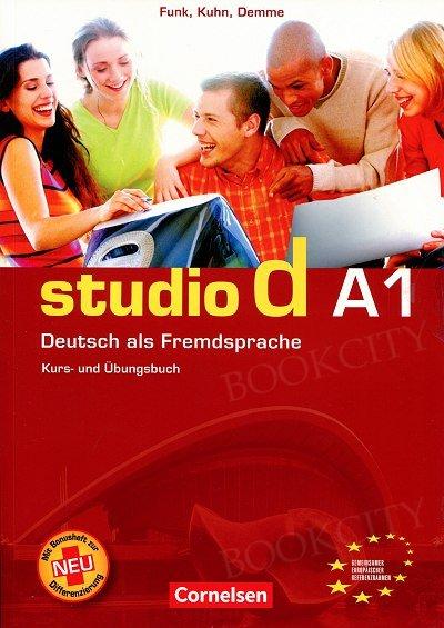 studio d A1 podręcznik