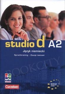 studio d A2 Unterrichtsvorbereitung (poradnik metod.)