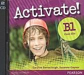 Activate! B1 (Intermediate) Audio CD
