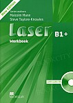 Laser B1+ Pre-FCE (New Edition) Workbook without Key with Audio CD