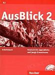 AusBlick 2 Arbeitsbuch mit CD