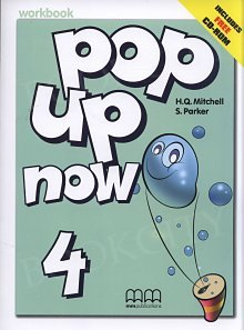 Pop Up Now 4 Workbook