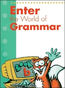 Enter the World of Grammar B Book B (Polish edition)