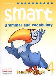 Smart. Grammar and Vocabulary 4 książka nauczyciela