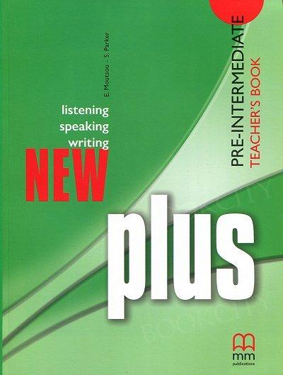 New Plus Pre-Intermediate książka nauczyciela