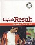 English Result Elementary książka nauczyciela