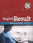 English Result Upper-Intermediate Workbook with MultiROM (no key)