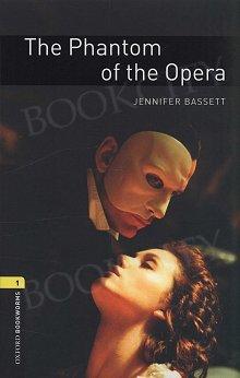 The Phantom of the Opera Book and CD