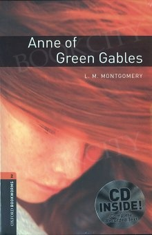 Anne of Green Gables Book and CD