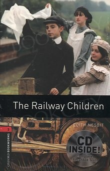 The Railway Children Book and mp3
