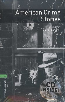 American Crime Stories Book and CD