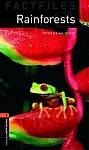 Rainforests Book with Audio CD