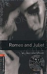 Romeo and Juliet Book with Audio CD