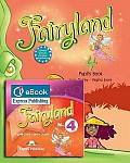 Fairyland 4 Pupil's Pack (Pupil's Book + i-eBook) (podręcznik niewieloletni)