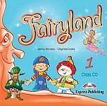 Fairyland 1 Class Audio CDs (Set of 2)