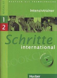 Schritte international 1-2 Intersivtrainer mit 1CD