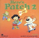 Here's Patch the Puppy 2 Audio CDs (2)