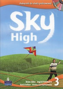 Sky High  3 Student's Book with Multi-Rom