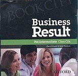 Business Result Pre-Intermediate Audio CD