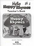 Hello Happy Rhymes książka nauczyciela