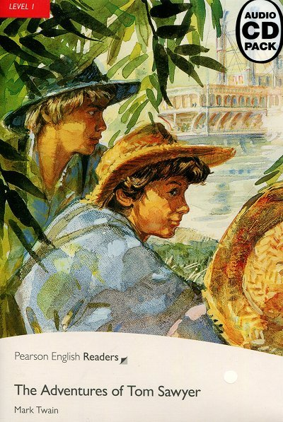 The Adventures of Tom Sawyer plus Audio CD Book and CD