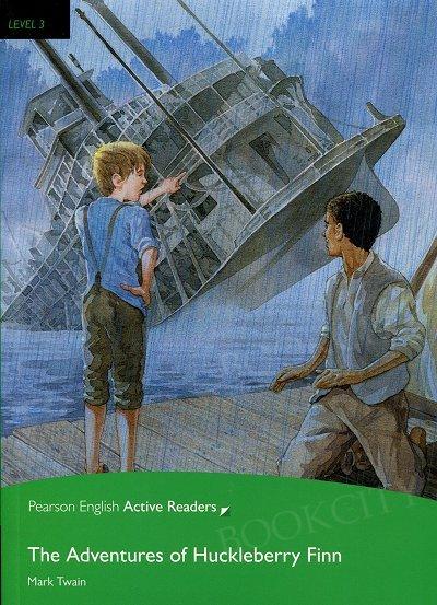 The Adventures of Huckleberry Finn Book plus CD-ROM