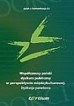 Współczesny polski dyskurs publiczny w perspektywie międzykulturowej. Dyskusja panelowa