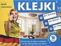 Klejki - język niemiecki